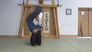 koshi-nage